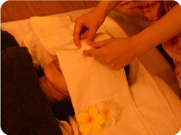 療術整体 Latifa ラティーファ 肩・首スペシャルケア(目のツボを刺激して眼精疲労も解消)